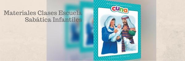 Materiales Clases Escuela Sabática Infantiles
